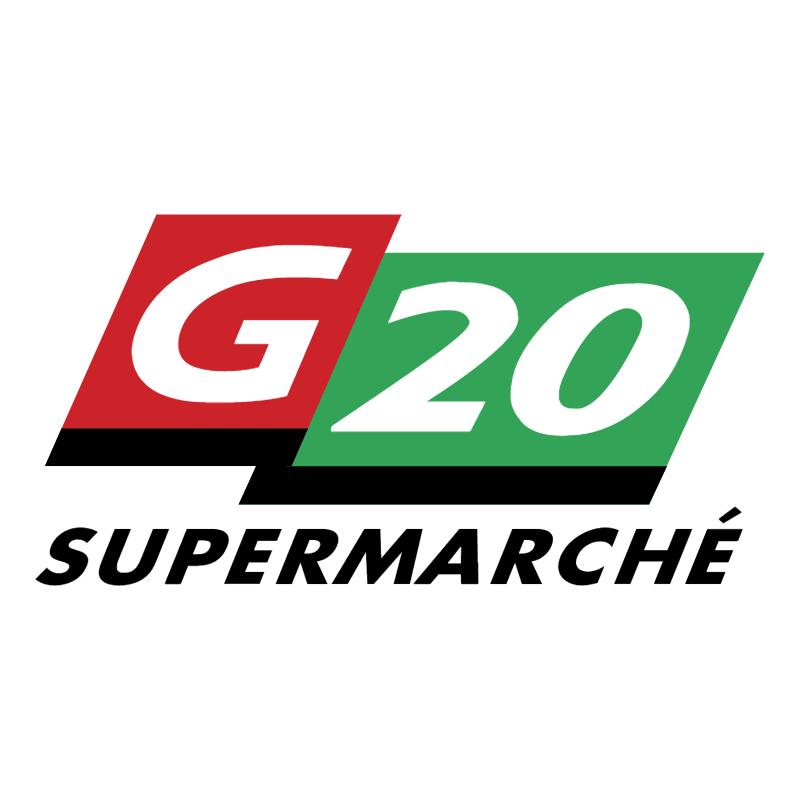 G 20 vector
