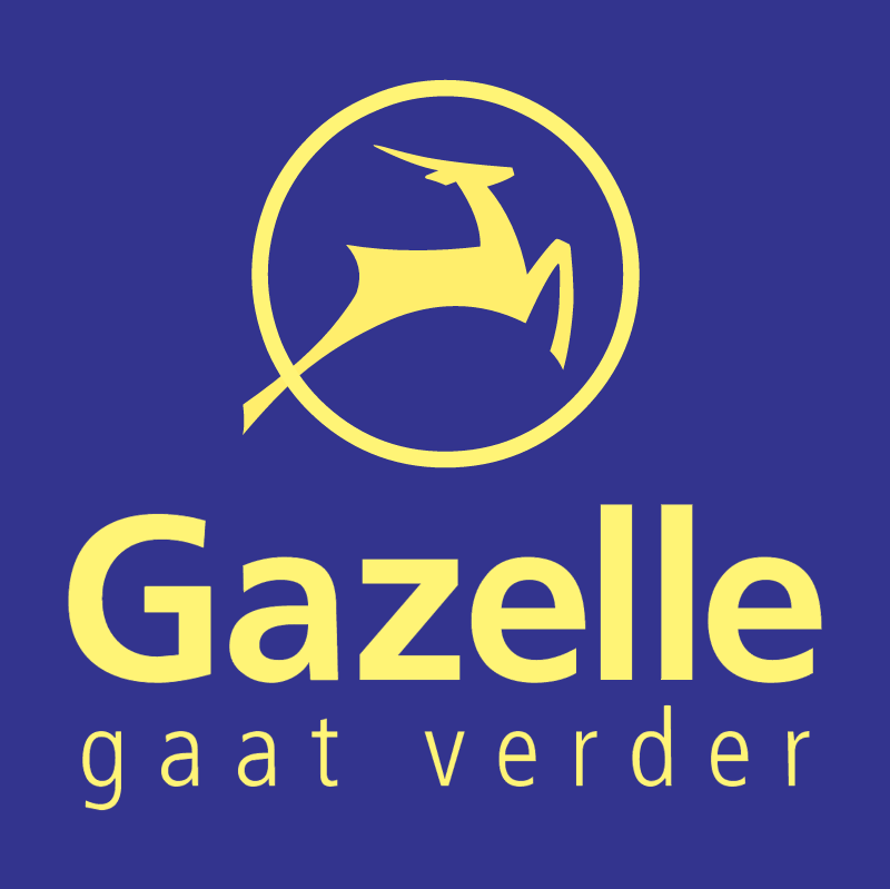 Gazelle vector