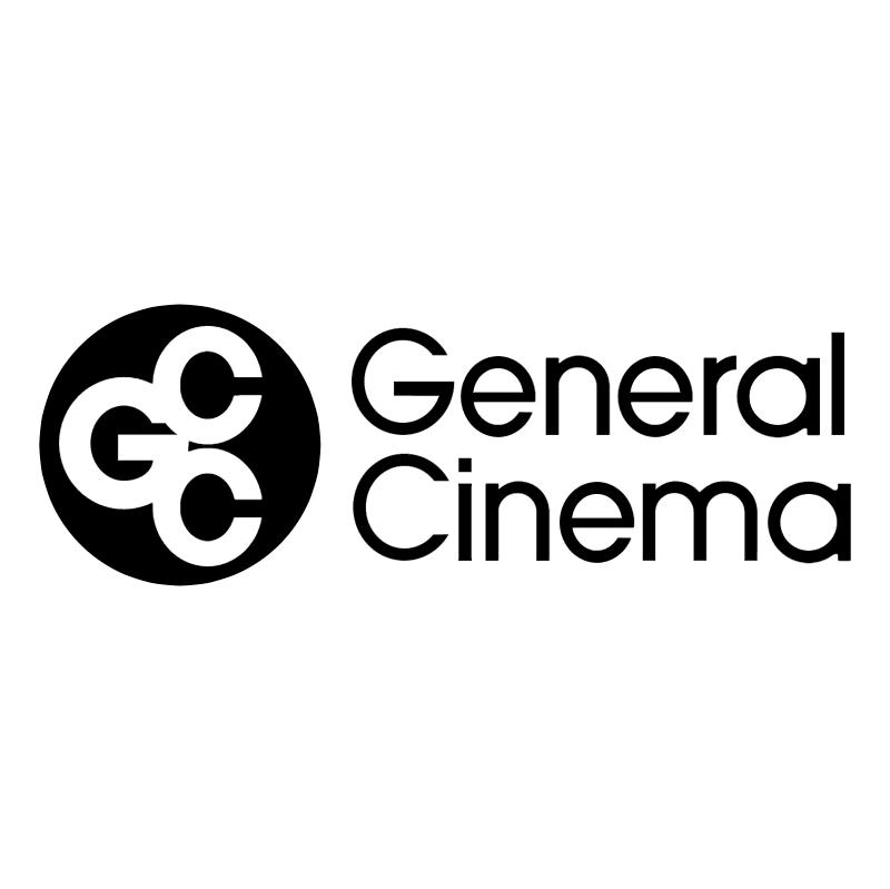 General Cinema vector logo