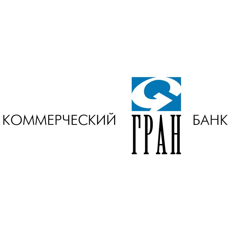 Gran Bank vector logo