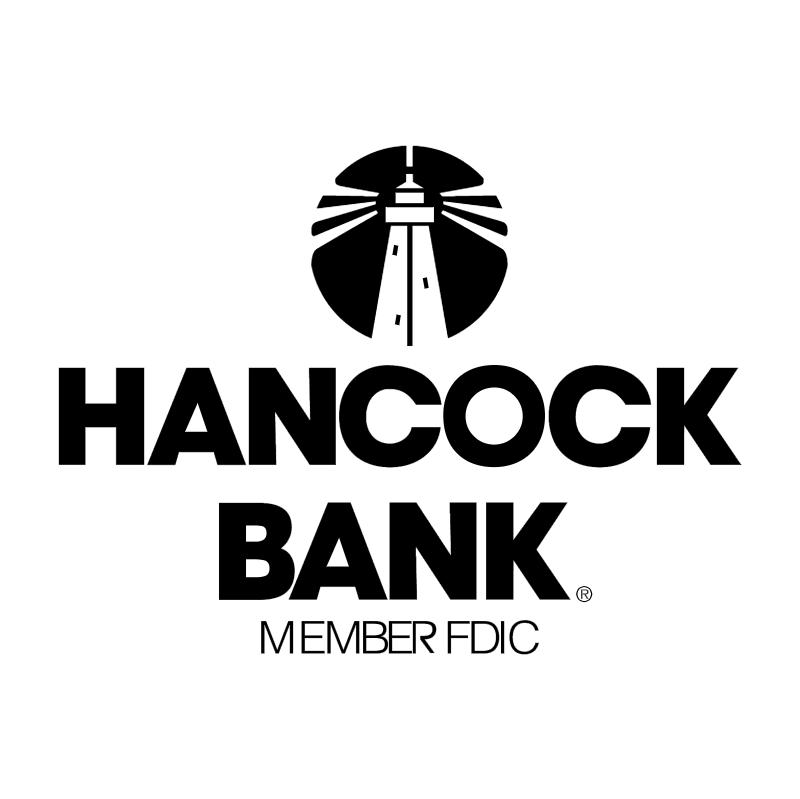 Hancock Bank vector