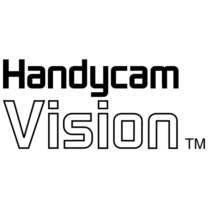 Handycam Vision vector