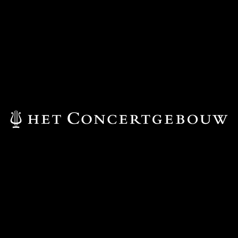 Het Concertgebouw vector
