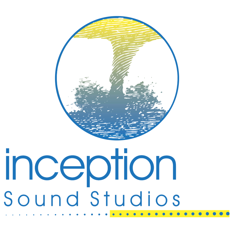 Inception Sound Studios vector