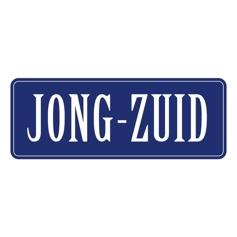 Jong Zuid vector logo