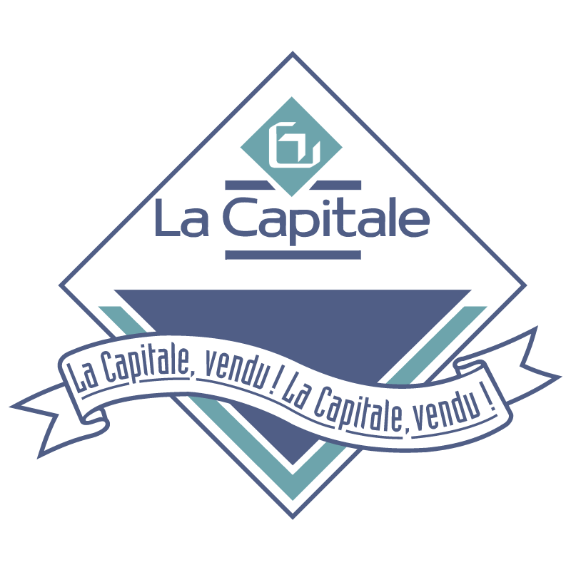 La Capitale vector