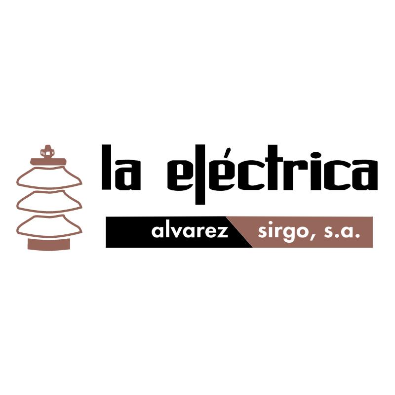 La Electrica vector
