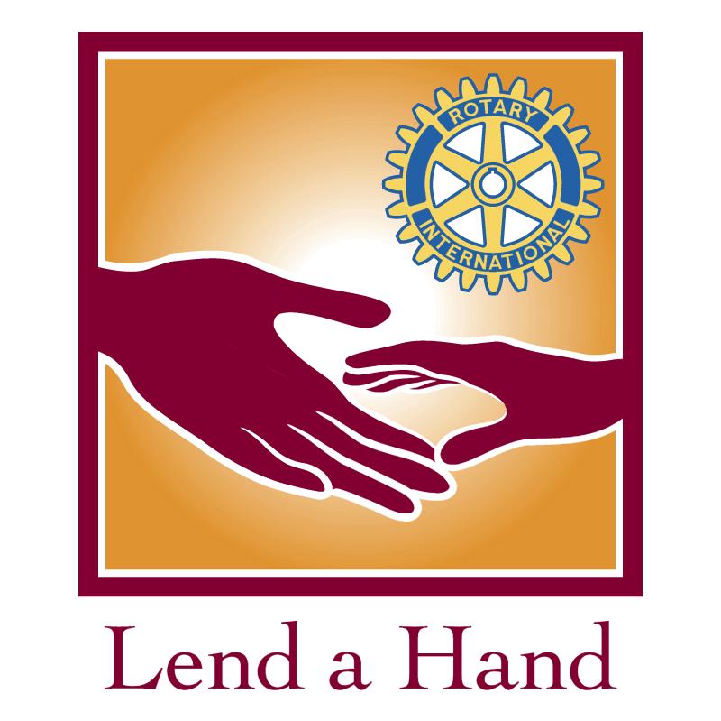 Lend a Hand vector