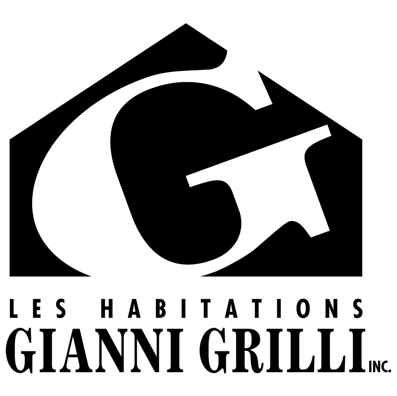 Les Habitations Gianni Grilli vector