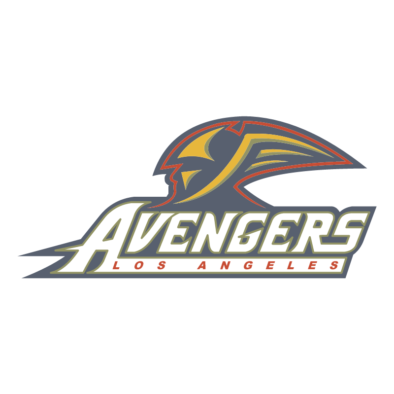 Los Angeles Avengers vector