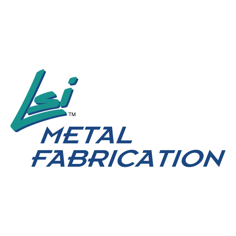 LSI Metal Fabrication vector
