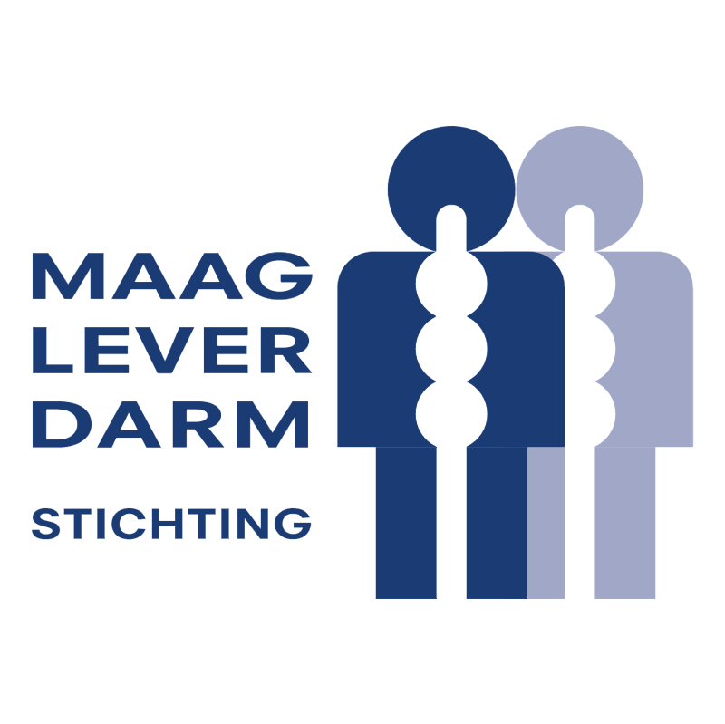 Maag Lever Darm Stichting vector logo