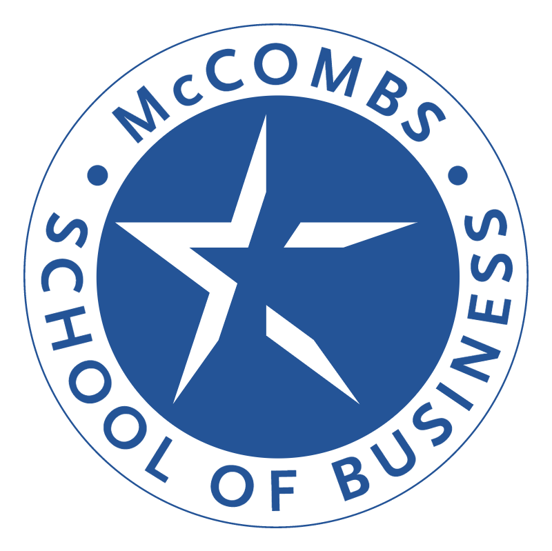 McCombs School of Business vector