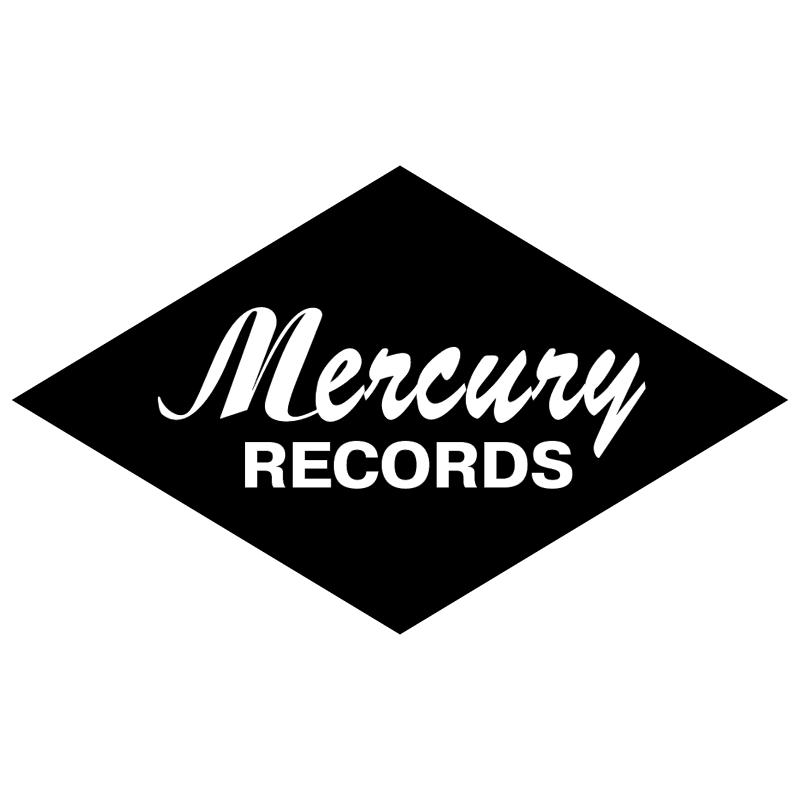 Mercury Records vector