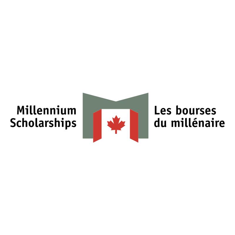 Millennium Scholarships Foundation vector logo