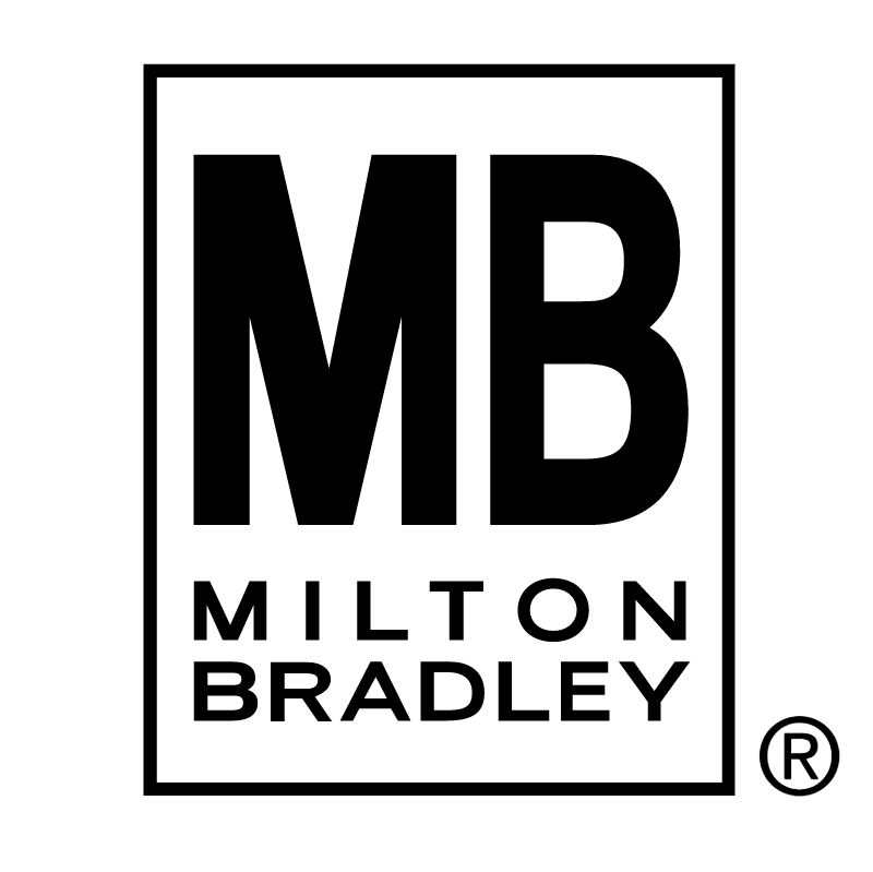 Milton Bradley vector