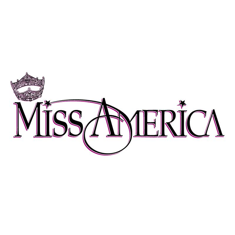 Miss America vector