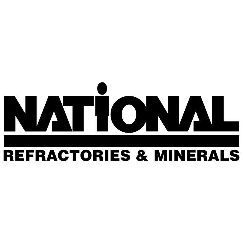 National Refractories&Minerals vector