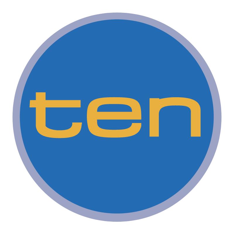 Network Ten vector