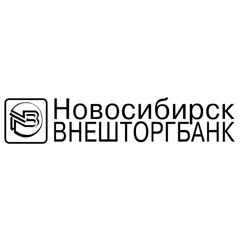 Novosibirsk Vneshtorgbank vector