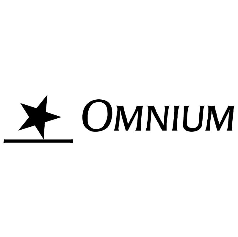 Omnium vector logo