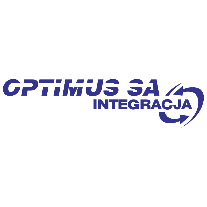 Optimus Integracja vector logo