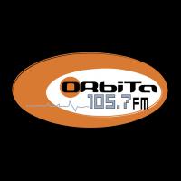 Orbita 105 7 FM vector