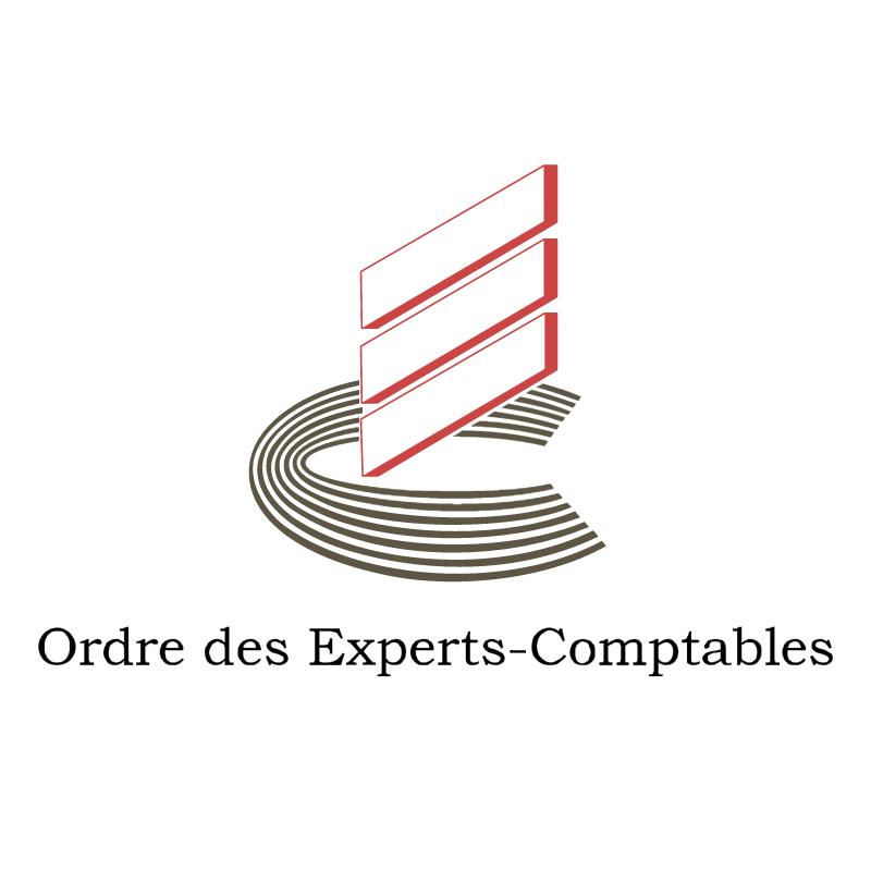 Ordre des Experts Comptables vector