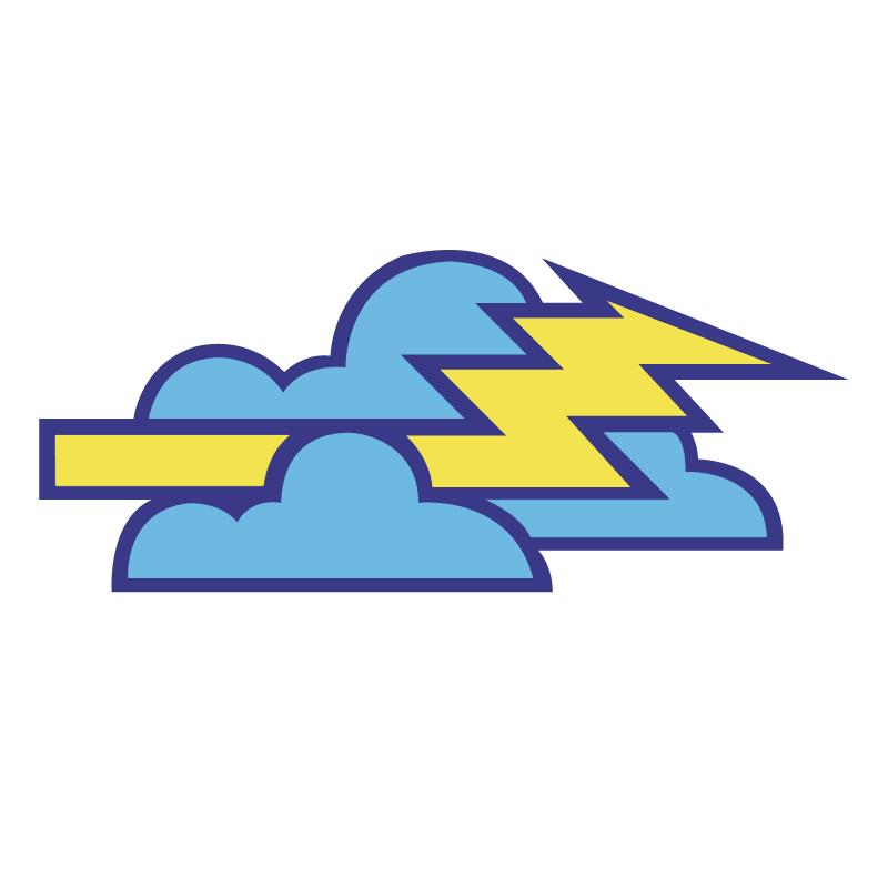 Orlando Thunder vector