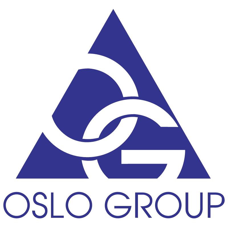 Oslo Group vector