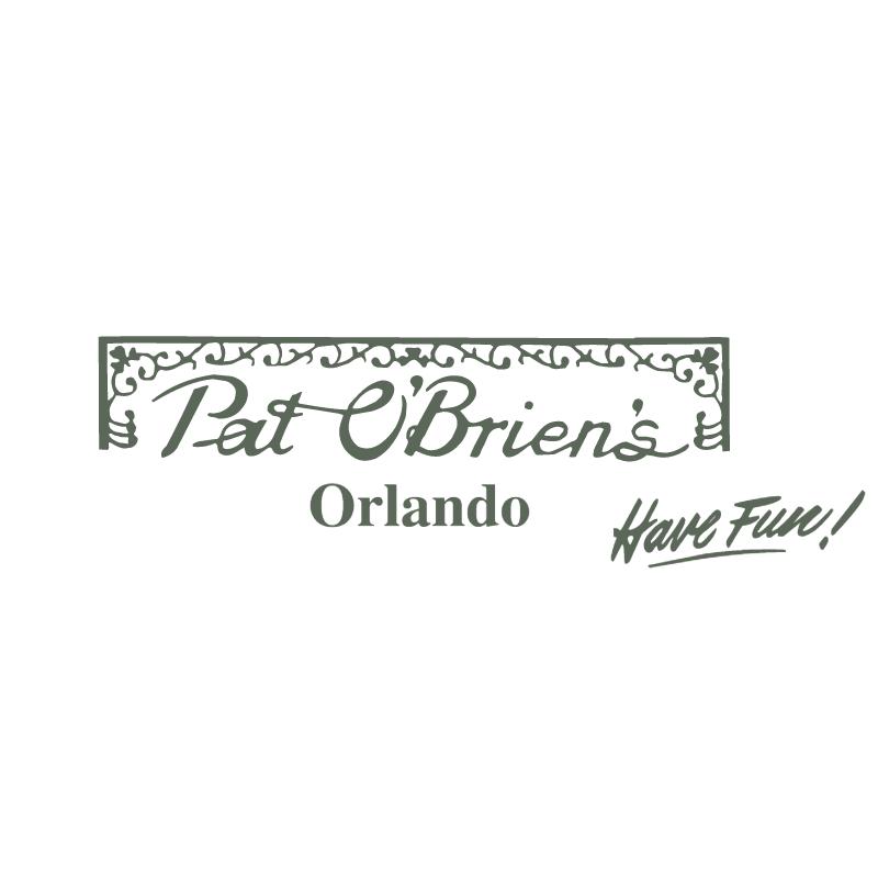 Pat O'Brien's vector