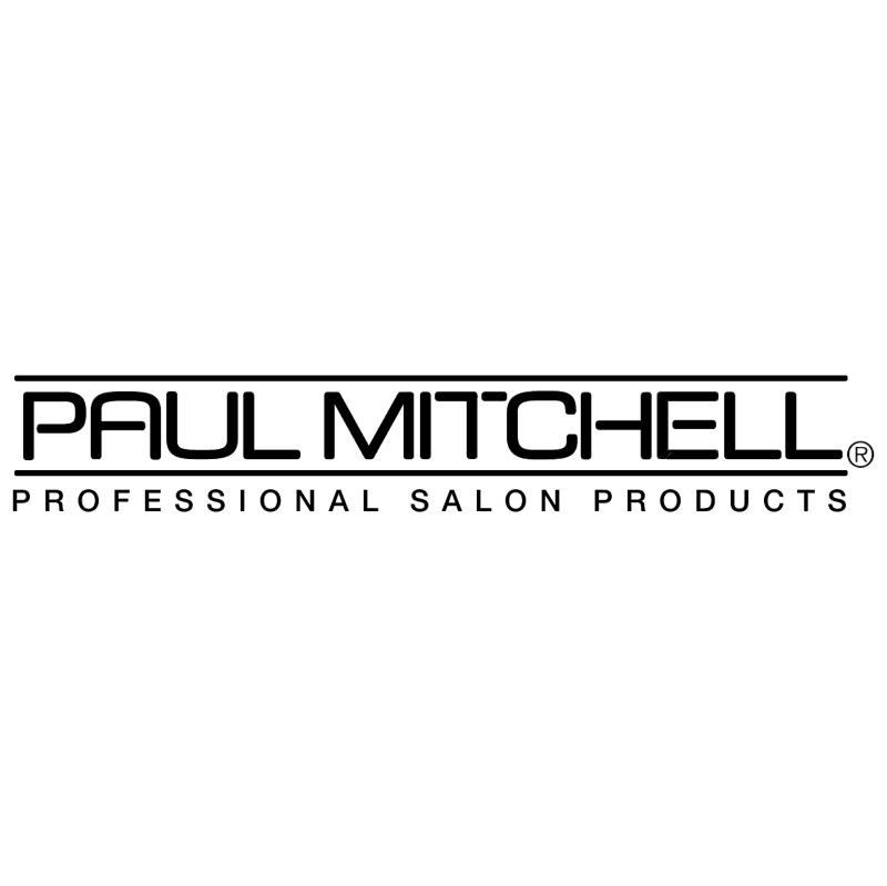 Paul Mitchell vector logo