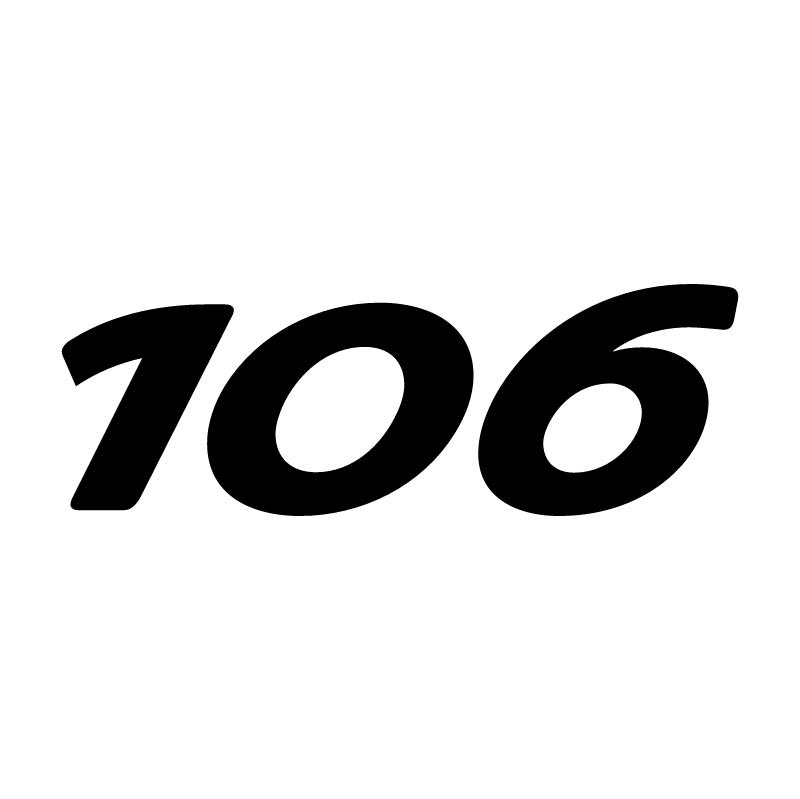 Peugeot 106 vector