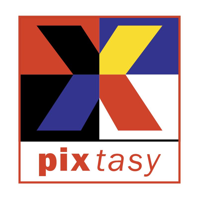 Pixtasy vector logo