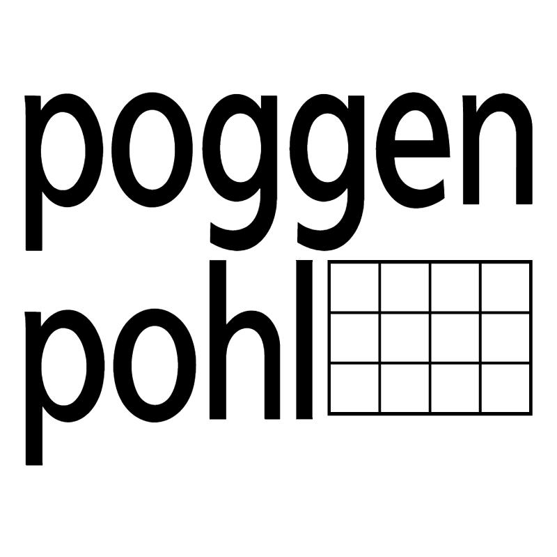 Poggen Pohl vector