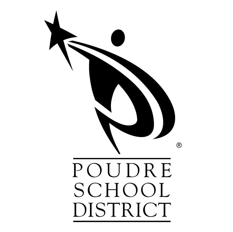 Poudre School District vector