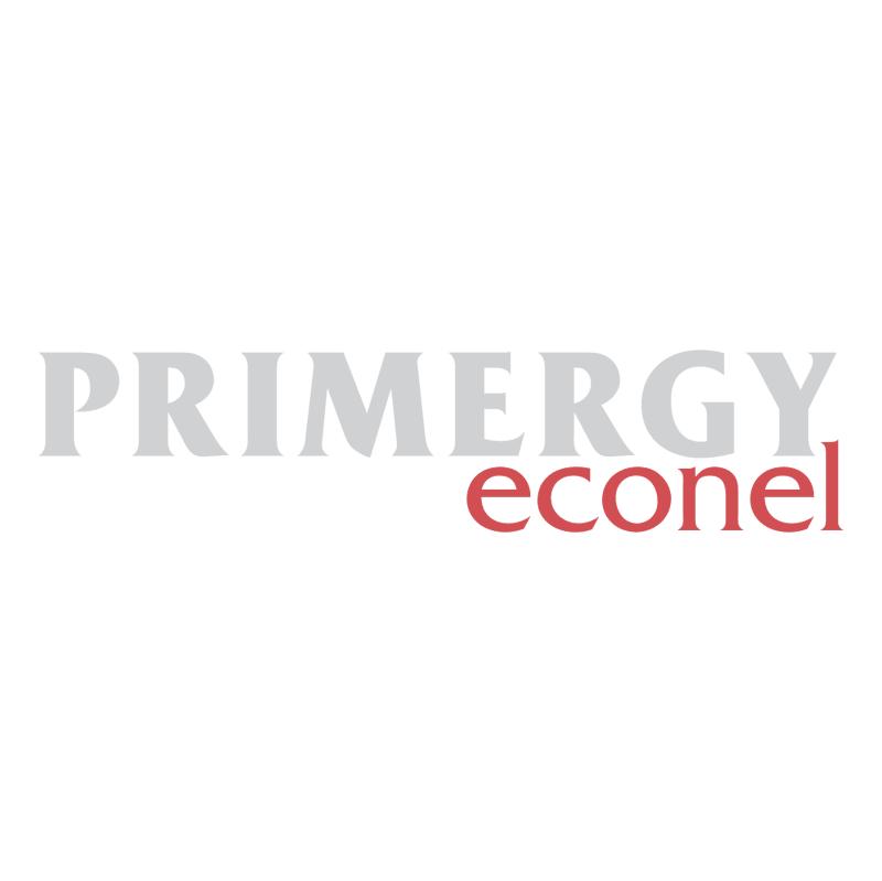 Primergy Econel vector logo
