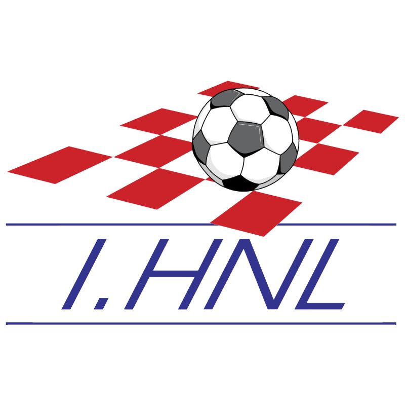 Prva Hrvatska Nogometna Liga vector