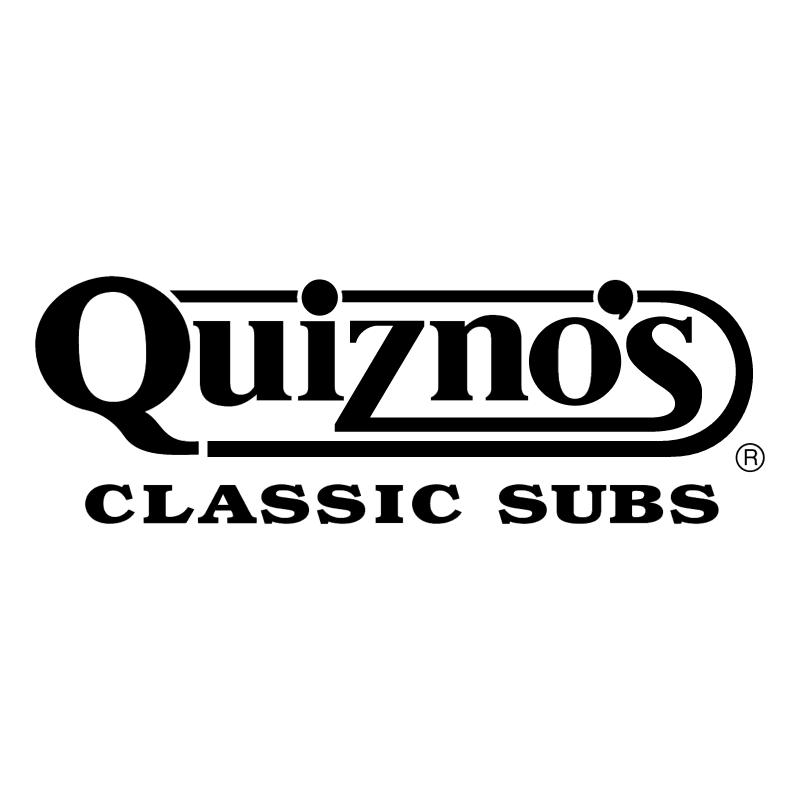 Quizno's vector