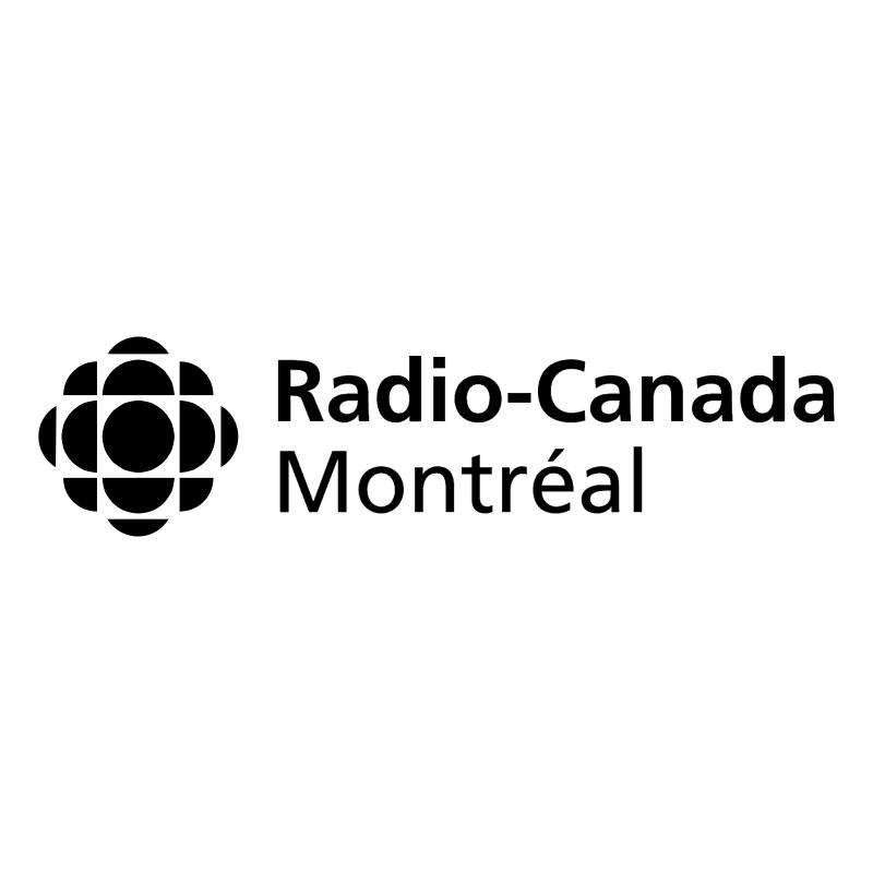 Radio Canada Montreal vector