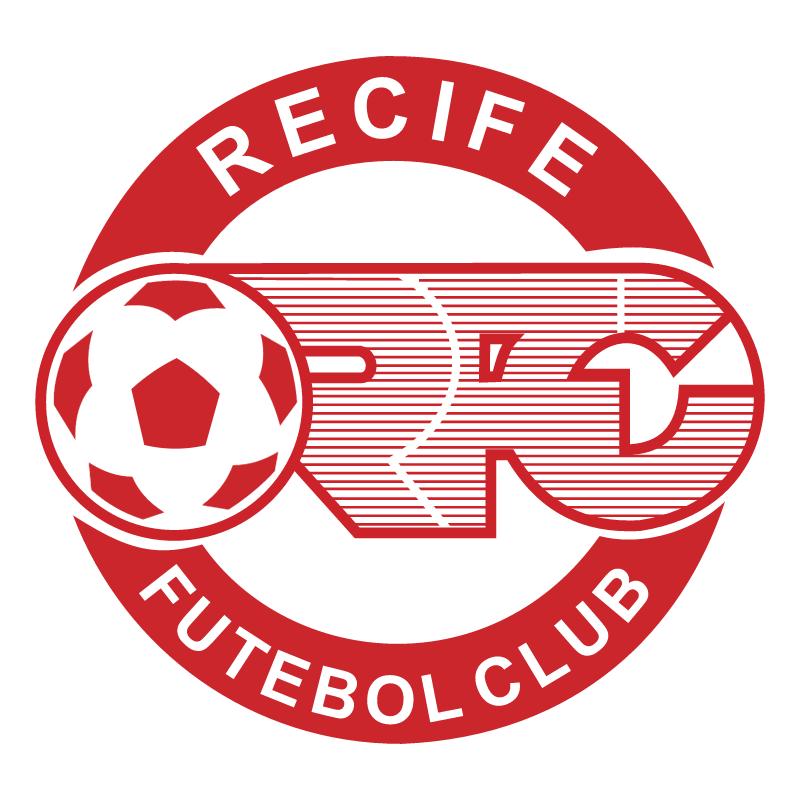 Recife Futebol Club de Recife PE vector