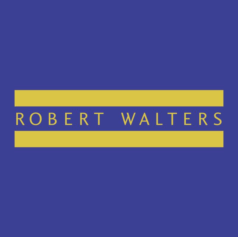 Robert Walters vector