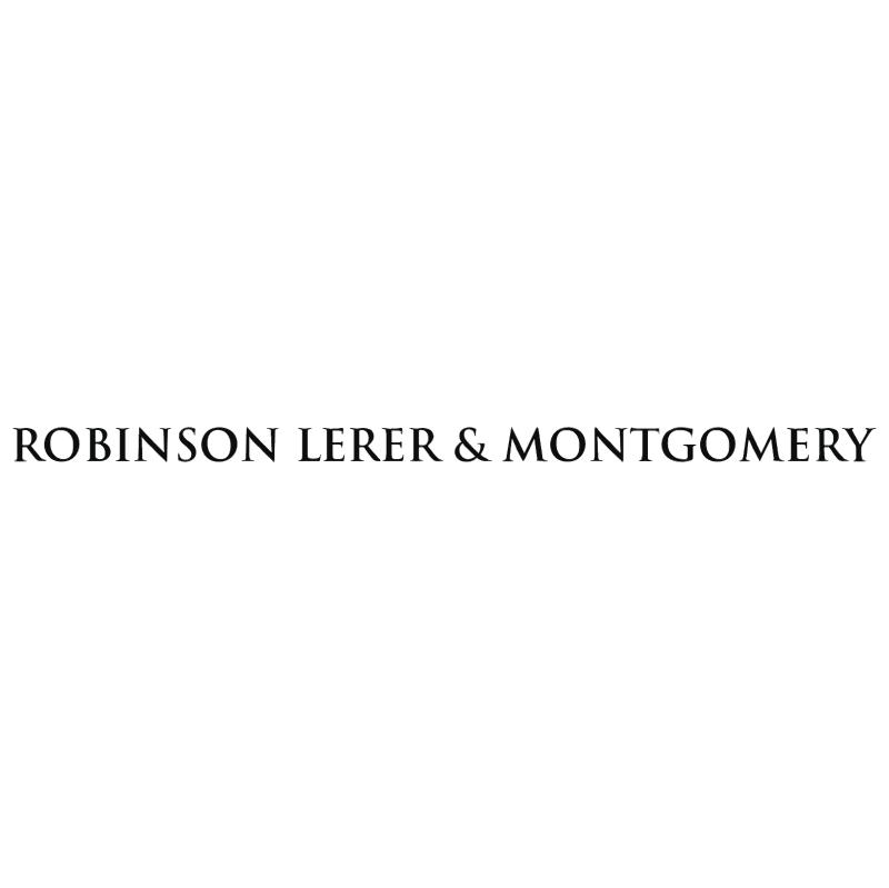 Robinson Lerer & Montgomery vector