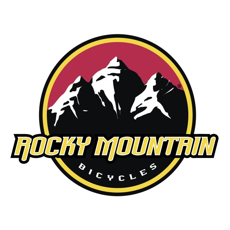 Rocky Mountain vector logo
