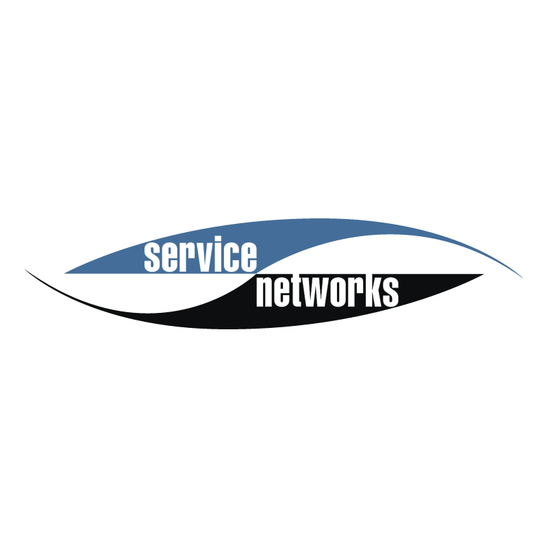 Service Networks vector