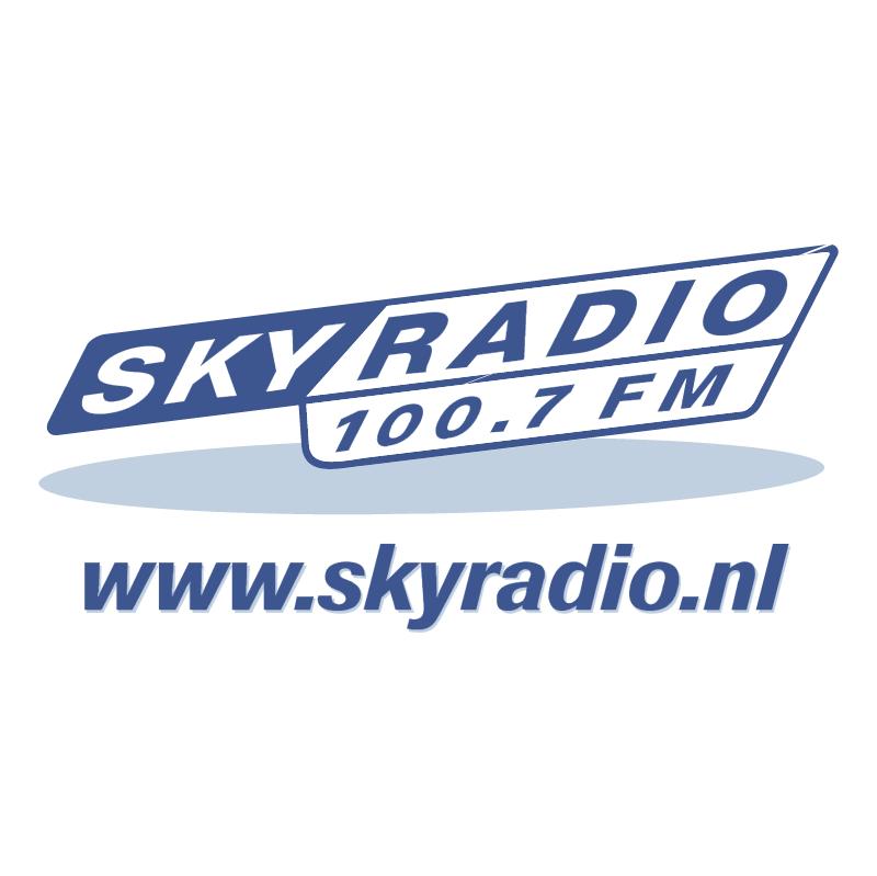 Sky Radio vector logo