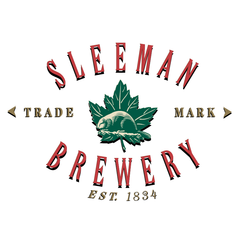 Sleeman Brewery vector