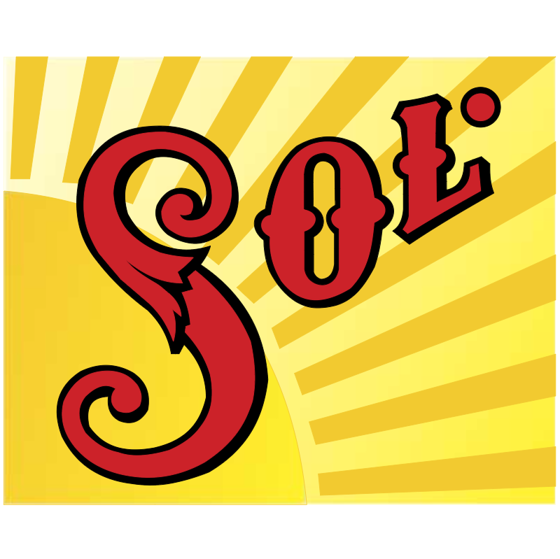 Sol vector logo