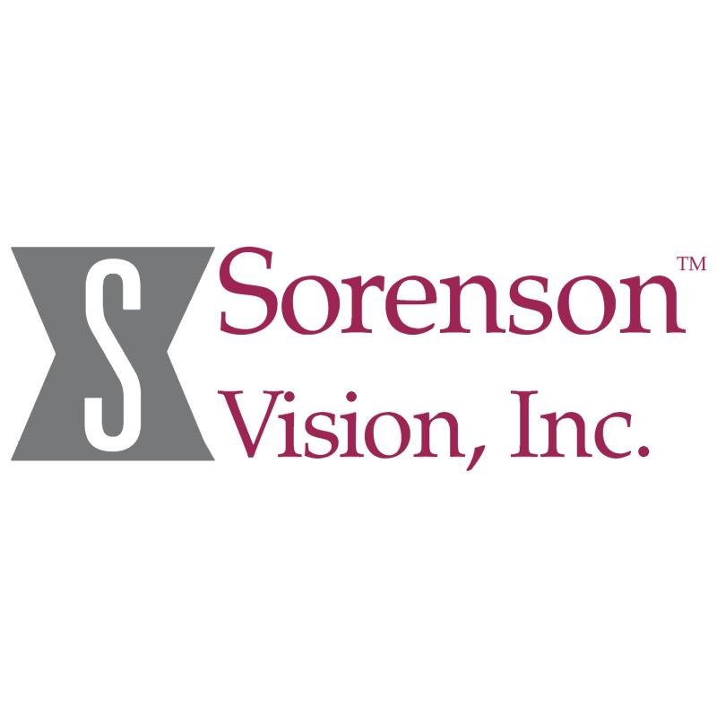 Sorenson Vision vector