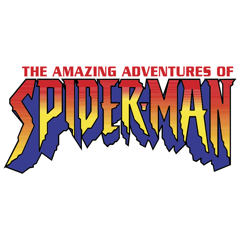 Spider Man vector logo